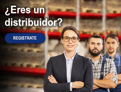 ¿Eres un distribuidor?